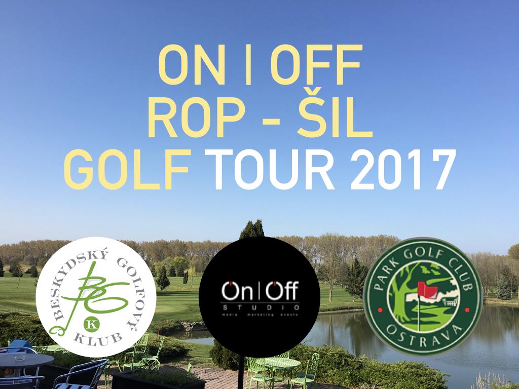 ON OFF ROP-ŠIL golf tour