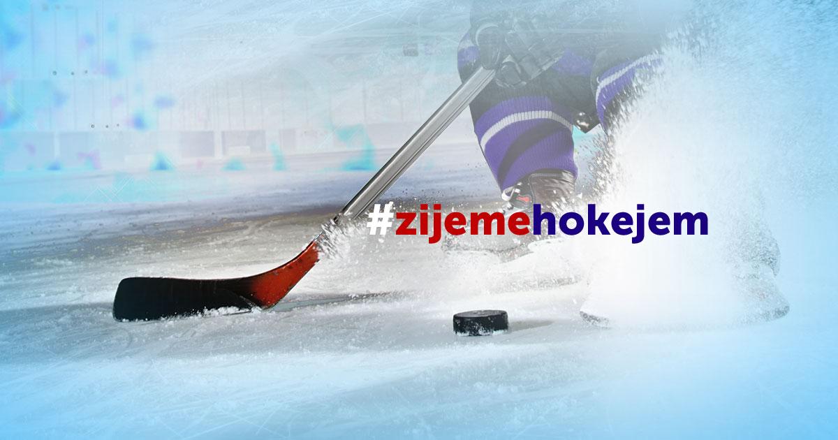 Žijeme hokejem